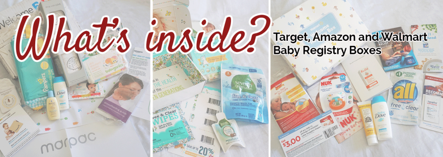 What S In The Box Or Bag Baby Registry Freebies